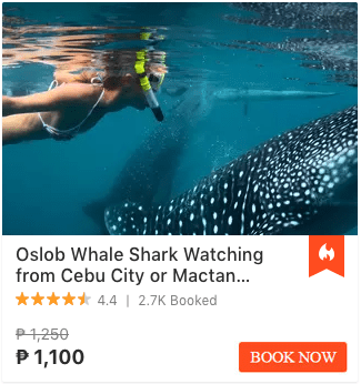 Cebu Klook Promotions