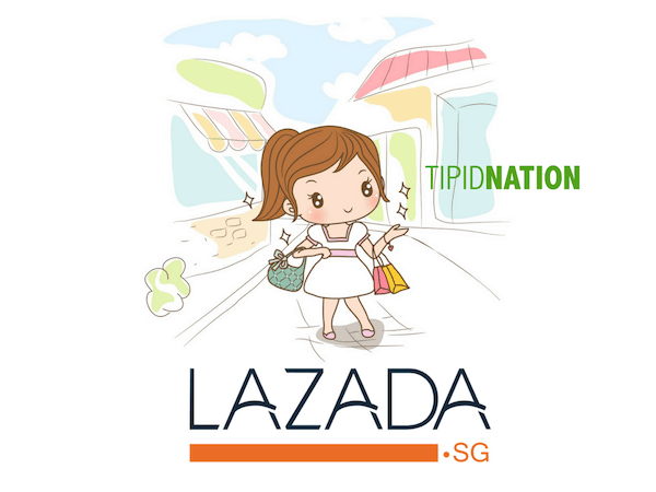 TipidNation Lazada Philippines Coupons