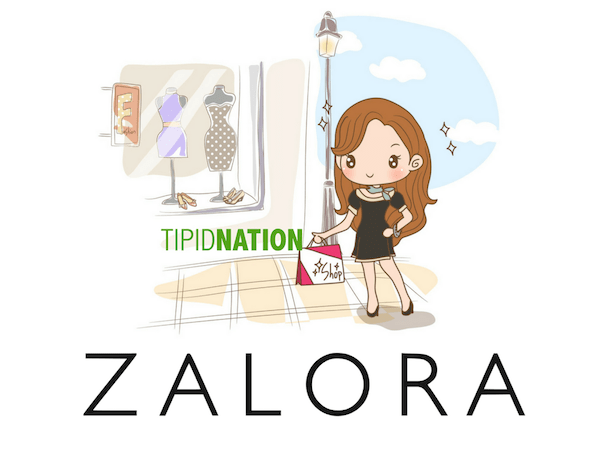 TipidNation Zalora Philippines Coupons