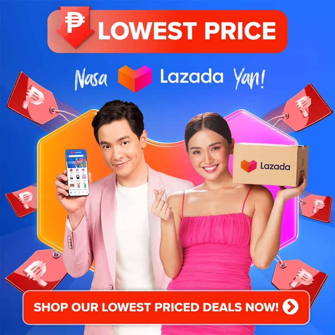 Nasa Lazada Yan Promo